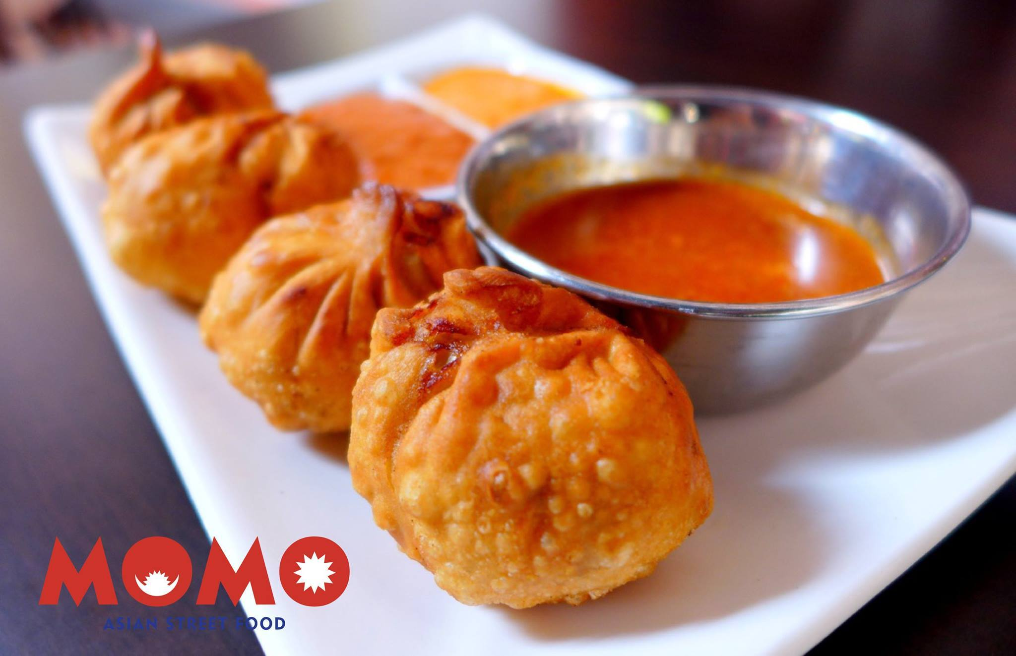 Fried momo